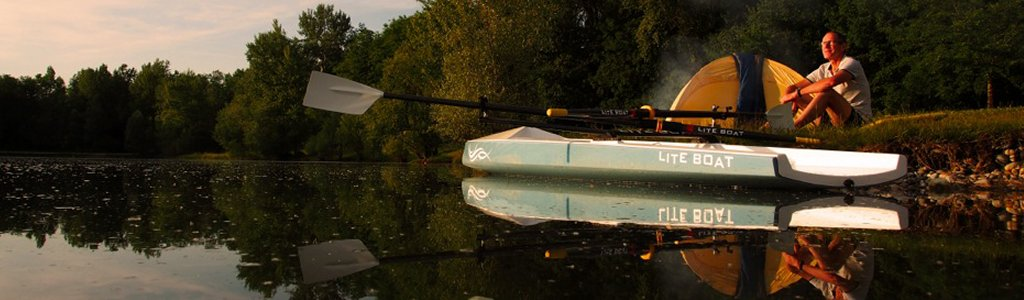 Liteboat roeiboot