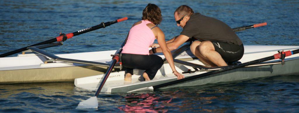 De meest stabiele roeiboot, Liteboat.