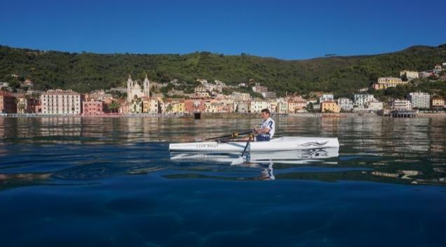 Lichte roeiboot - skiff - LiteSport