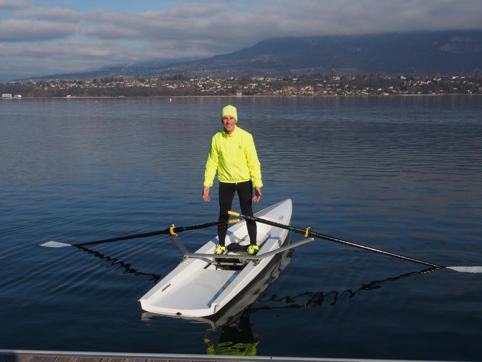 stabiele roeiboot Liteboat